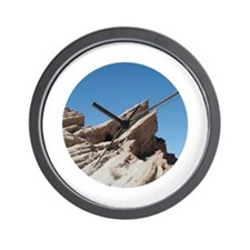 Helaine's Vasquez Rocks Wall Clock