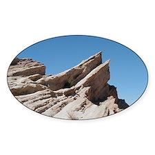 Helaine's Vasquez Rocks Decal