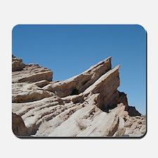 Helaine's Vasquez Rocks Mousepad