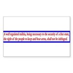 Infringement-2b Rectangle Sticker 50 pk)
