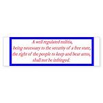 Infringement-4b Bumper Sticker (50 pk)