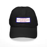 Infringement-4b Black Cap