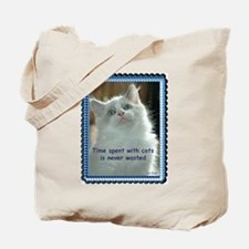 Ragdoll Kitten Tote Bag