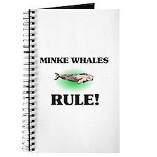 Minke Whales Rule! Journal