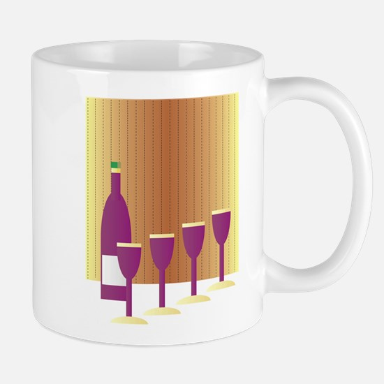 Four Cups Mug