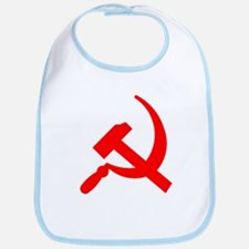 Hammer & Sickle Bib