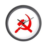 Communist Wall Clocks