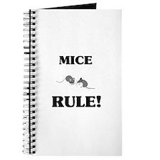 Mice Rule! Journal