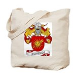 Esparza Family Crest Tote Bag