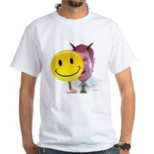 Behind the Smiley Face - Shirt
