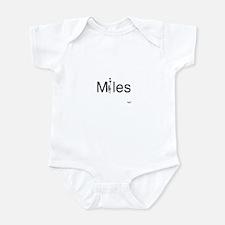 miles Infant Bodysuit