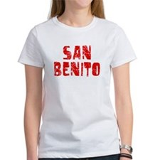 San Benito Faded (Red) Tee