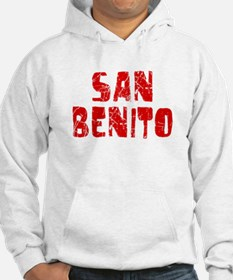 San Benito Faded (Red) Hoodie