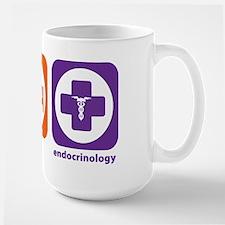 Eat Sleep Endocrinology Large Mug