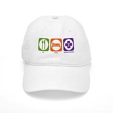 Eat Sleep Endocrinology Baseball Cap