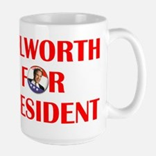Bulworth For President Mug