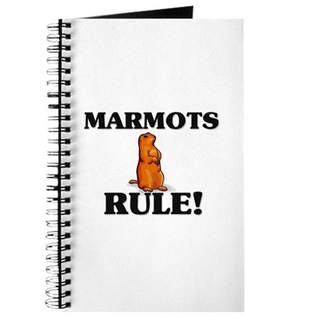 Marmots Rule! Journal