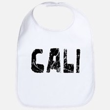 Cali Faded (Black) Bib