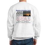 Onan Schedule Sweatshirt