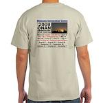 Onan Schedule Light T-Shirt