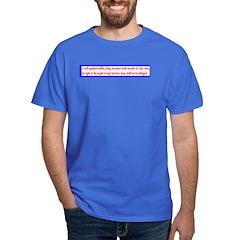 Infringement-2b T-Shirt