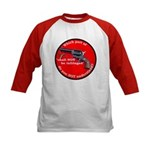 Infringement-2b Kids Baseball Jersey