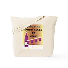 Seder Cups Tote Bag