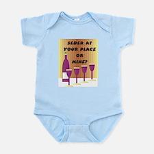 Seder Cups Infant Bodysuit
