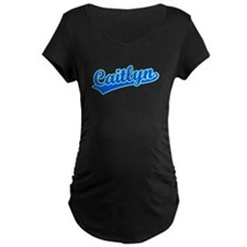 Retro Caitlyn (Blue) T-Shirt