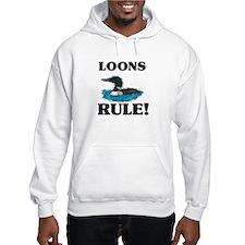 Loons Rule! Hoodie