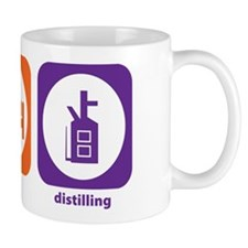 Eat Sleep Distilling Mug