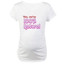 100% Natural Shirt