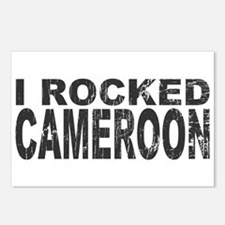 I Rocked Cameroon Postcards (Package of 8)