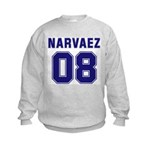 Narvaez 08 Kids Sweatshirt