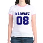 Narvaez 08 Jr. Ringer T-Shirt