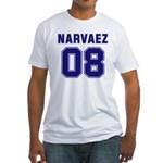 Narvaez 08 Fitted T-Shirt