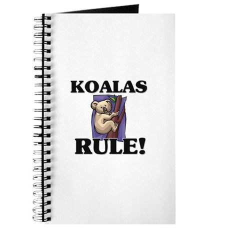 Koalas Rule! Journal