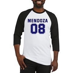 Mendoza 08 Baseball Jersey