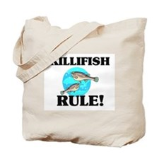 Killifish Rule! Tote Bag