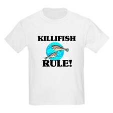 Killifish Rule! T-Shirt
