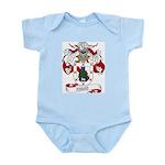 Frias Family Crest Infant Creeper