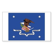 ATTORNEY-GENERAL Rectangle Decal