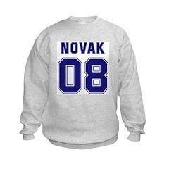 Novak 08 Sweatshirt