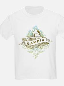 Mosque Gambia T-Shirt