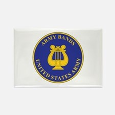 ARMY-BANDS Rectangle Magnet