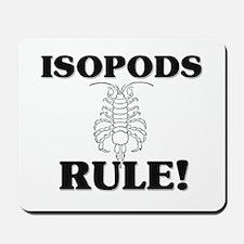 Isopods Rule! Mousepad