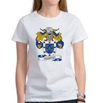 Fuentes Family Crest Women's T-Shirt