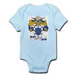 Fuentes Family Crest Infant Creeper
