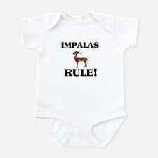 Impalas Rule! Infant Bodysuit