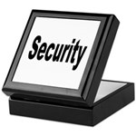 Security Keepsake Box